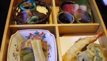 Bento Box à Kyoto