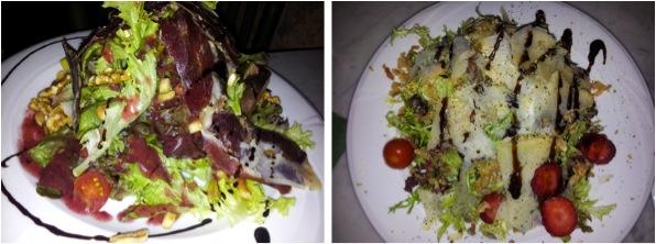 Salades Recasens