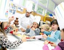 Semaine du Gout à l'école maternelle