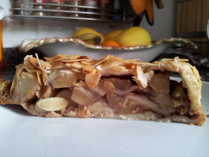 Strudel Pomme Poire Nutella