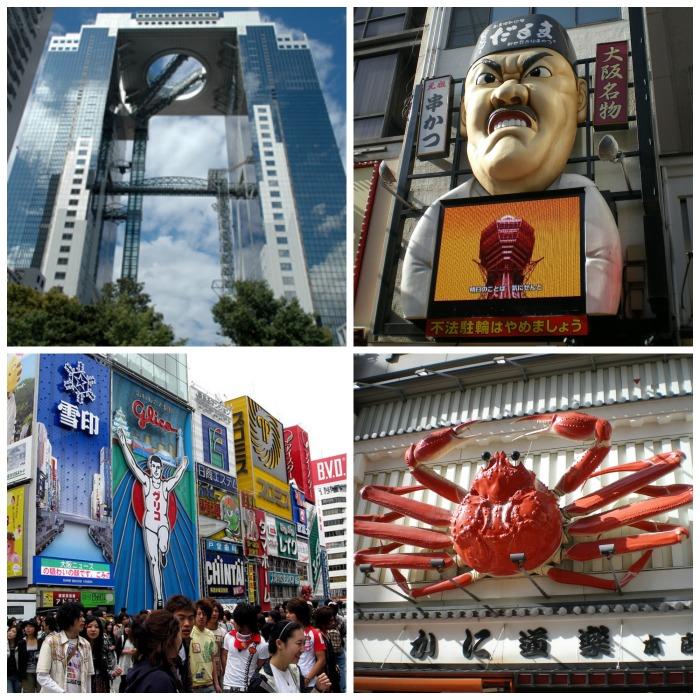 Tourisme Osaka