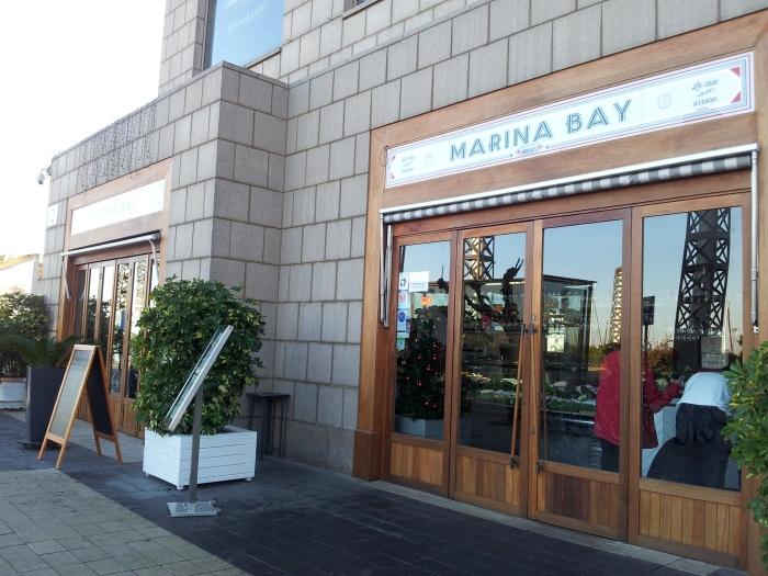 Marina Bay Moncho