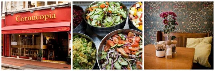 Cornucopia Restaurant Végétalien Dublin