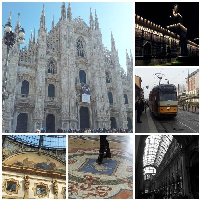 Week-end Milan