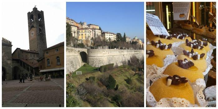 Bergamo Vieille Ville