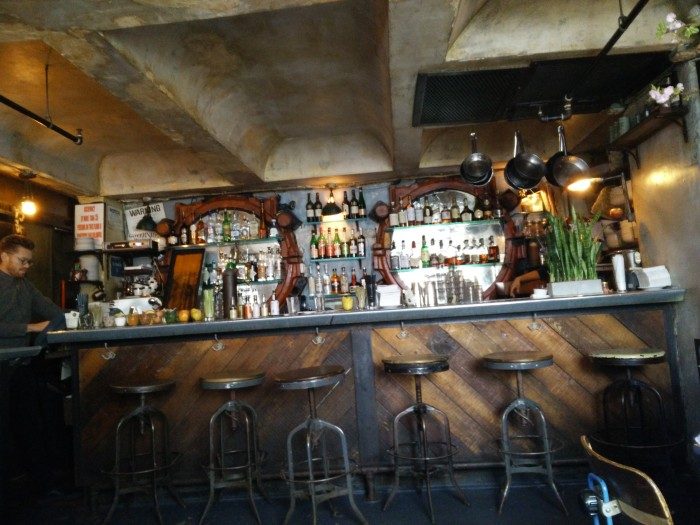 Smith and Mills Tribeca Bar