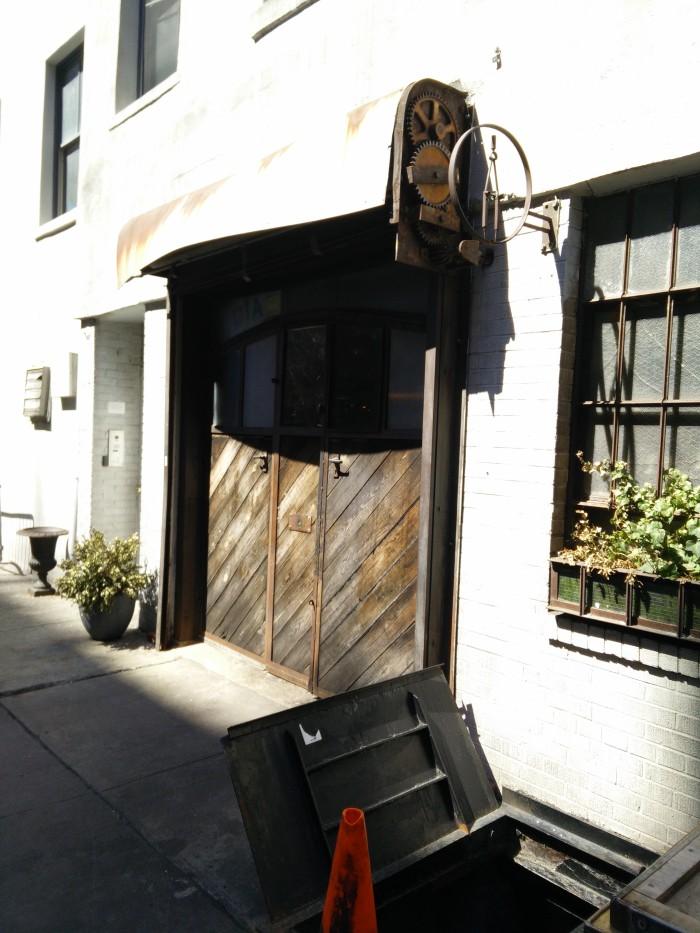 Smith and Mills Tribeca Entrée