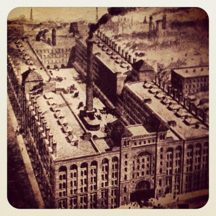 chelsea market-usine