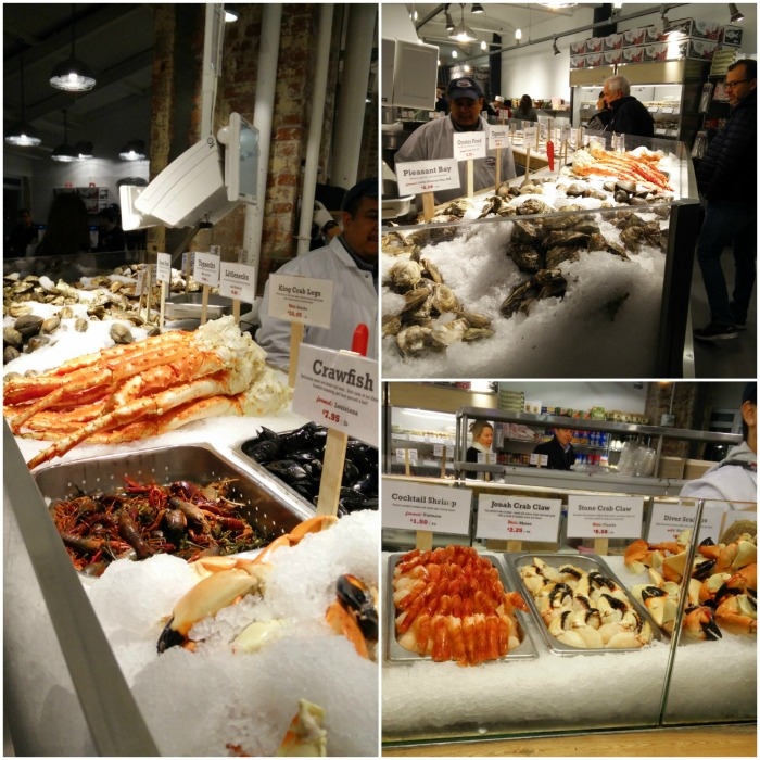Lobster Place_fruits de mer